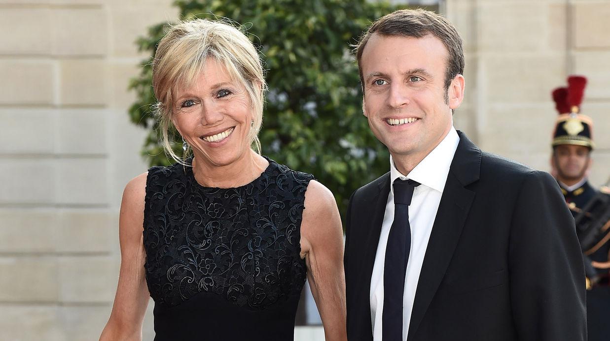 Brigitte Trogneaux copertura Macron gay omosessualità
