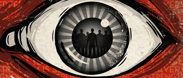 Orwelle 5 Stelle terrorismo profezia