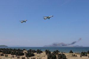 guerra corea del nord