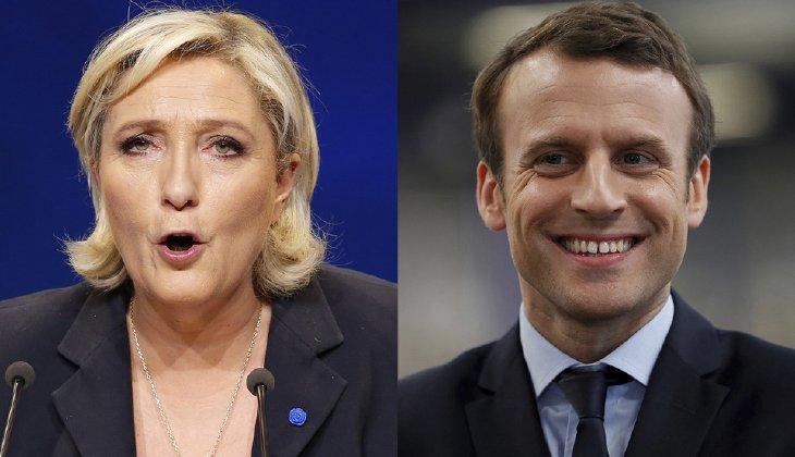 presidenziali francesi marine le pen macron ballottaggio fn