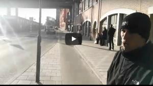 Stoccolma arresto sospettato