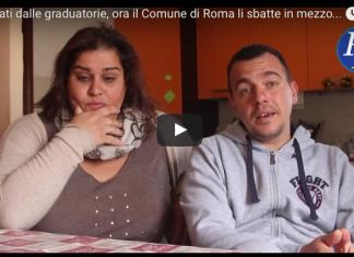 emergenza abitativa casa popolare comune di roma graduatorie