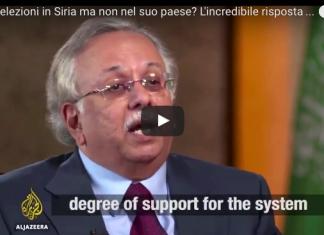 Arabia Saudita ambasciatore Siria elezioni