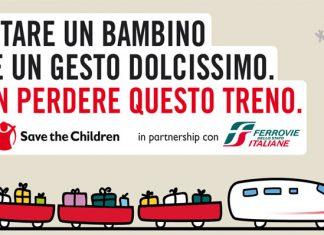 minori migranti ferrovie dello stato Save the children