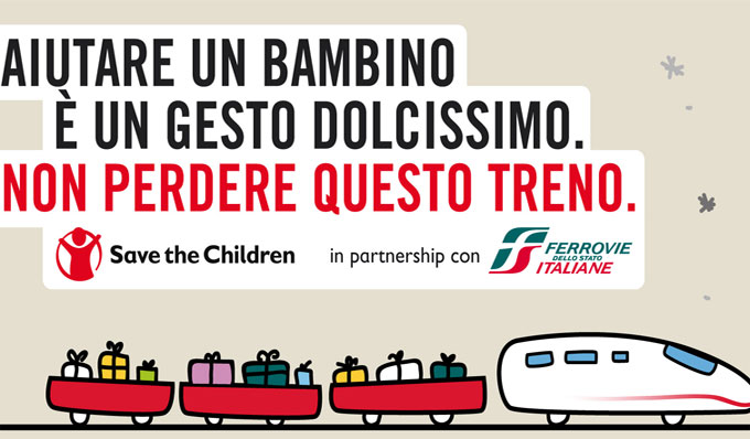 minori migranti ferrovie dello stato Save the children