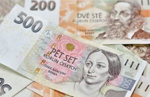 repubblica ceca corona euro