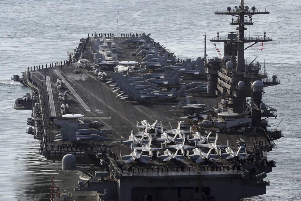 guerra Usa Corea dela Nord