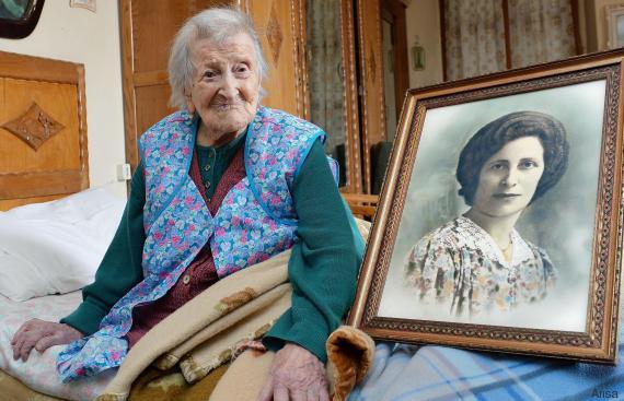 117 anni emma morano