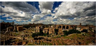 Roma città degli Dei 21 aprile