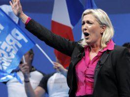 Marine Le Pen giornalisti terrorismo
