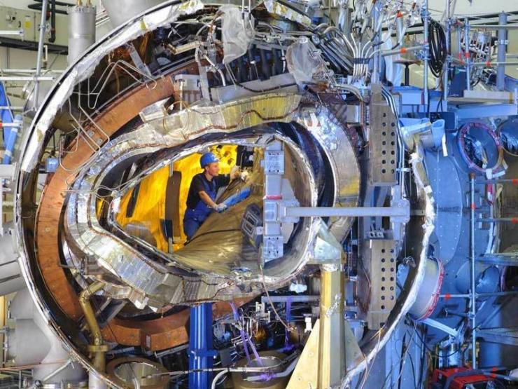 fusione nucleare reattore