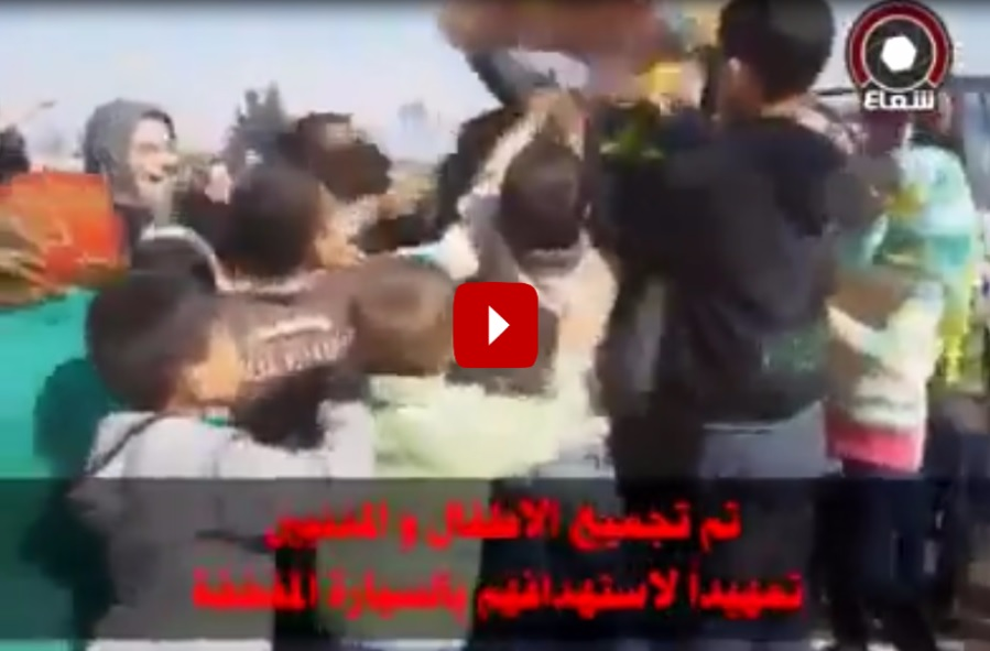 siria strage bambini aleppo