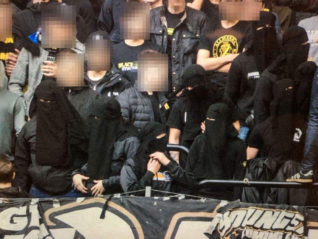 tifosi svedesi niqab