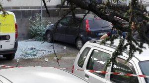 esplosione roma anarchici ufficio poste