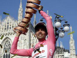 Giro d'Italia Dumoulin
