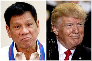 Duterte snobba Trump Kim Jong-un