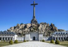 Sanche salma Franco valle los caidos