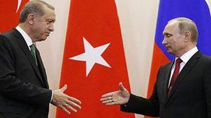 Putin Erdogan Siria
