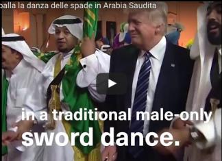 Trump Arabia saudita balla