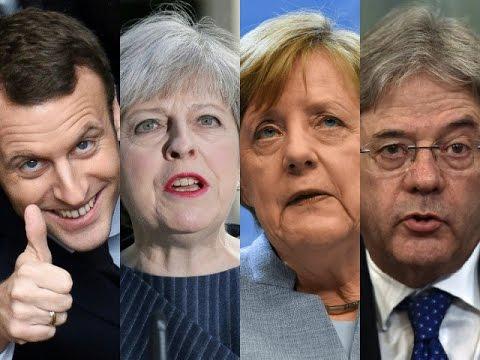 Europa morente