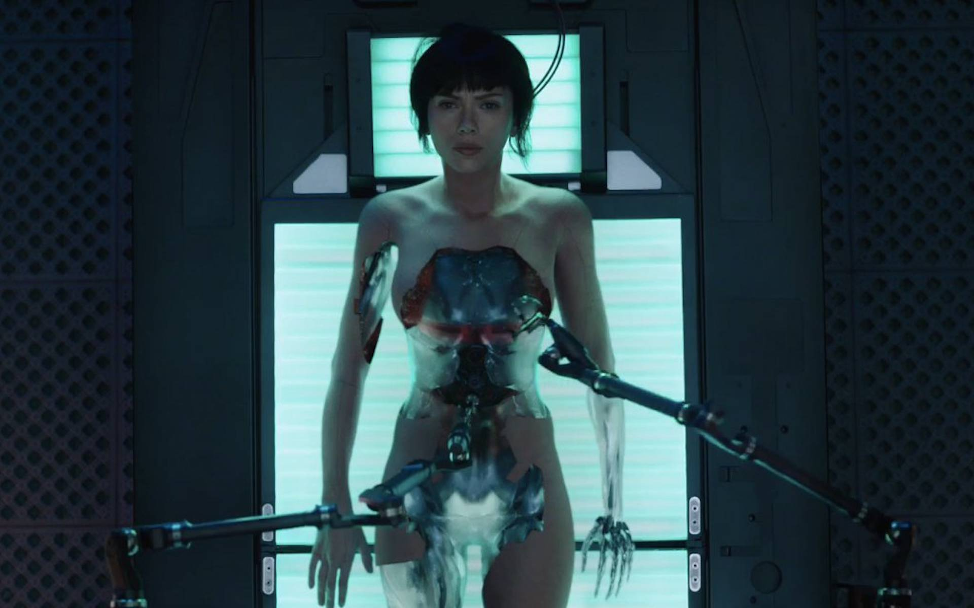 Ghost In The Shell Film 2021