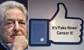 Soros censura bufale facebook nuovo social