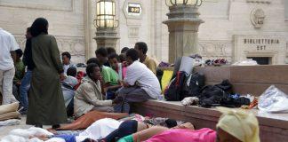 redistribuzione immigrati milano