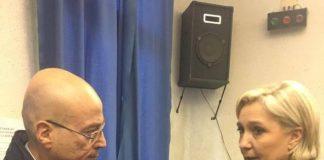 Marine Le Pen Corriere Cazzullo intervista