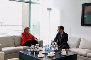 asse franco tedesco macron merkel
