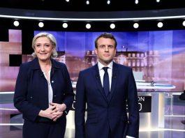 elezioni francesi Marine Le Pen Macron sfida