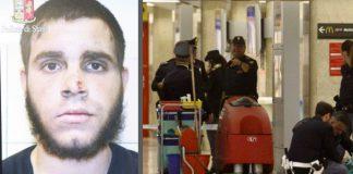 tunisino isis stazione milano attentato