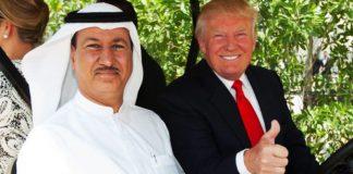 trump armi sauditi