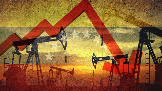 crisi venezuela petrolio