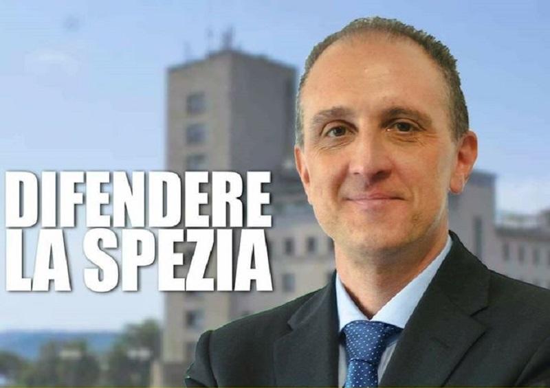 CasaPound Spezia elezioni voto Cesare Bruzzi Alieti