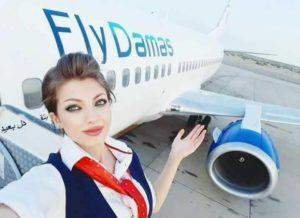 Voli internazionali siria