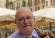 Meridi candidato sindaco Padova CasaPound Bitonci