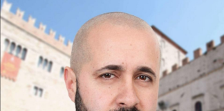 Andrea Nulli CasaPound sindaco Todi