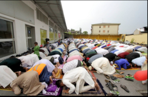 Monfalcone invasione islamica musulmani ramadan