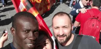 Daouda Ndoye candidato senegalese Lucca immigrati