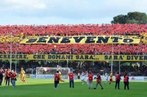 ultras benevento