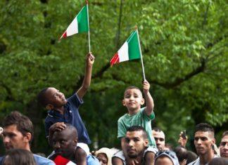 ius soli ideologia popolo italiano italiani