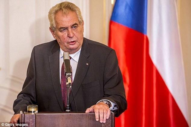 zeman repubblica ceca