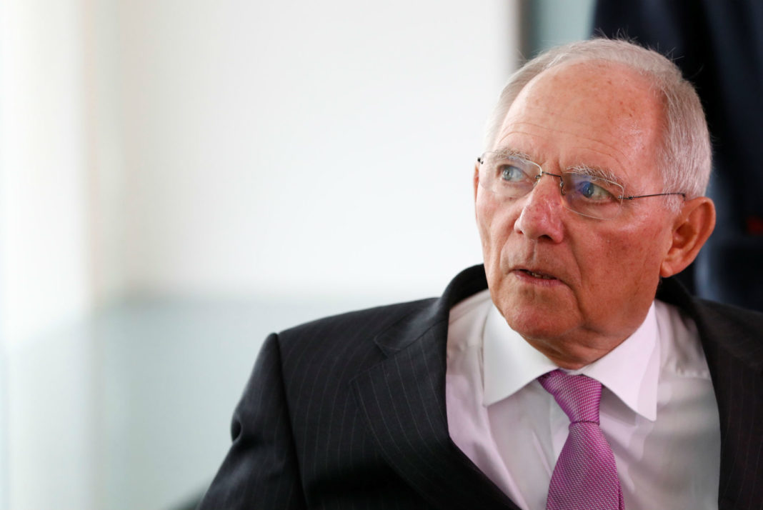 germania schauble frode banche
