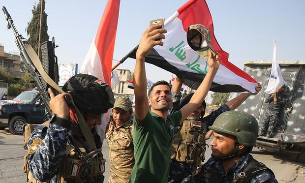 Tutta la città di Mosul ora è libera dall'Isis