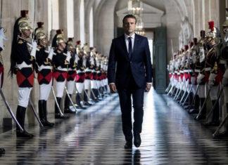 Macron scandali
