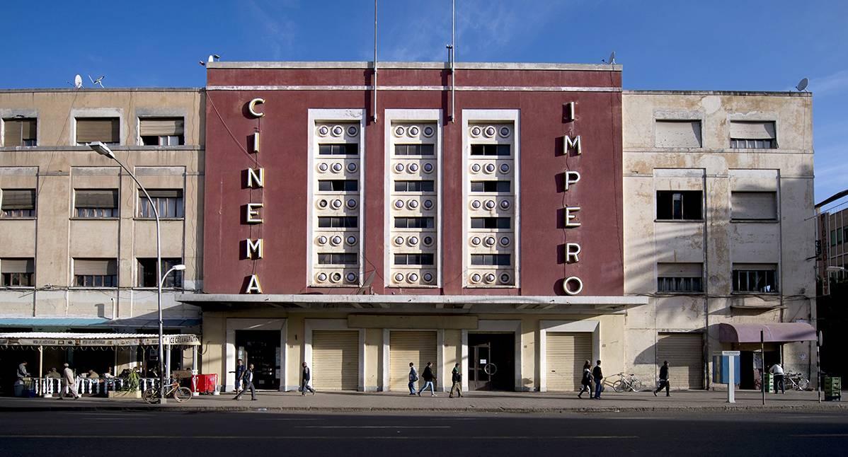 Asmara citt fascista l 39 unesco tutela ci che la boldrini for Architettura fascista in italia