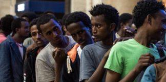 Migranti Capalbio