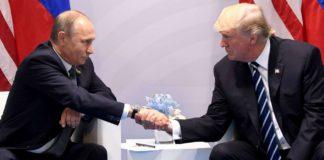 Trump Putin Siria Assad