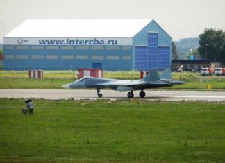 Sukhoi T-50 Maks 4