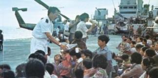 italia migranti immigrati boat people vietnam